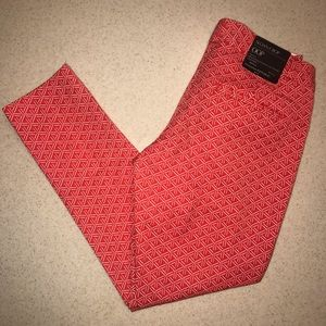 Banana Republic Factory Sloan Crop Pant 00P
